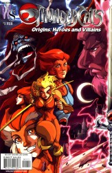 Thundercats Origins - Heroes and Villains