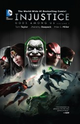 Injustice - Gods Among Us Vol.1