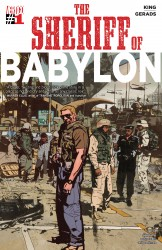 Sheriff of Babylon #01
