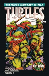 Teenage Mutant Ninja Turtles - Color Classics #12