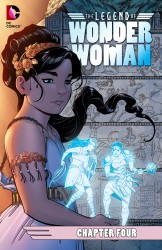 The Legend of Wonder Woman #04