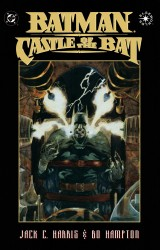 Batman - Castle of the Bat #01