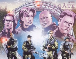 Stargate SG-1 - Fall of Rome - Prequel