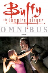 Buffy the Vampire Slayer Omnibus Vol.2