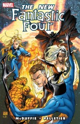 Fantastic Four - The New Fantastic Four