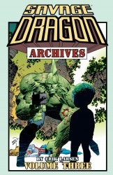 Savage Dragon Archives Vol.3
