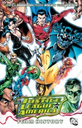 Justice League of America (Volume 7) – Team History