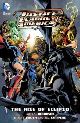 Justice League of America (Volume 10) – The Rise of Eclipso