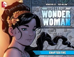 The Legend of Wonder Woman #05