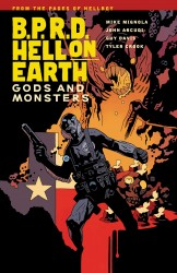 B.P.R.D. Hell on Earth Vol.2 - Gods and Monsters