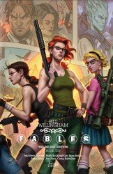 Fables - The Deluxe Edition - Book 10