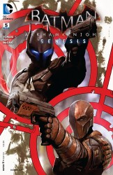 Batman - Arkham Knight - Genesis #05