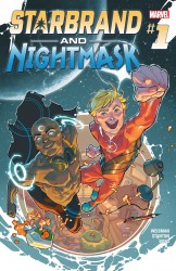 Starbrand and Nightmask #01