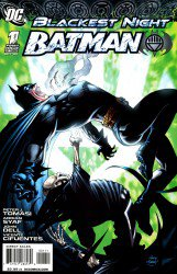 Blackest Night - Batman #1-3 Complete