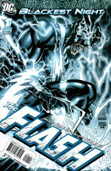 Blackest Night - Flash #1-3 Complete