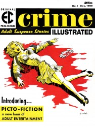 Crime Illustrated (1-2 series) Complete