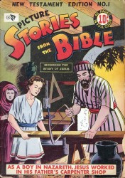 Picture Stories from the Bible - New Testament (1-3 series) Complete