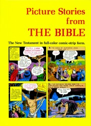 Picture Stories from the Bible - The New Testament in Full-color