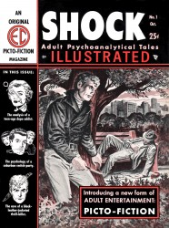 Shock Illustrated (1-2 series) Comppete