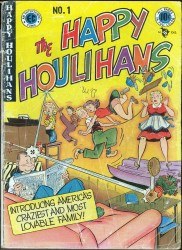 The Happy Houlihans (1-2 series) Complete