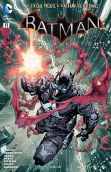 Batman - Arkham Knight #11