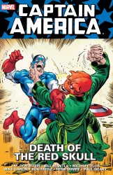 Captain America - Death Of The Red Skull