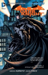 Batman - The Dark Knight Vol.2 - Cycle of Violence