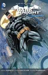 Batman - The Dark Knight Vol.3 - Mad