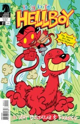 Itty Bitty Hellboy – The Search for the Were - Jaguar! #2