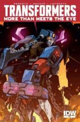 The Transformers - More Than Meets the Eye #48