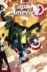 Captain America - Sam Wilson #04