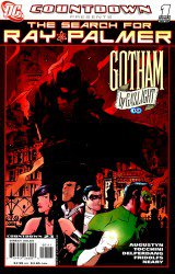 Countdown Presents - The Search for Ray Palmer - Gotham By Gaslight