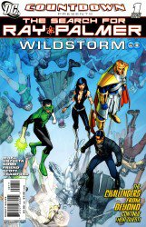Countdown Presents - The Search for Ray Palmer - Wildstorm