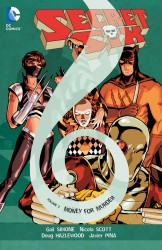 Secret Six Vol.2 - Money and Murder