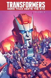 The Transformers - More Than Meets the Eye Vol.8