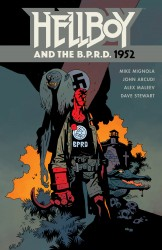 Hellboy and the B.P.R.D. - 1952