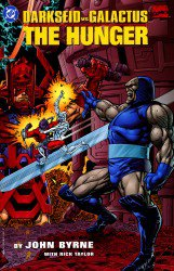 Darkseid vs Galactus the Hunger