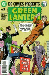 DC Comics Presents - Green Lantern