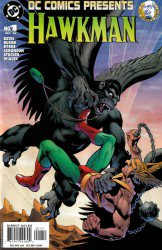 DC Comics Presents - Hawkman