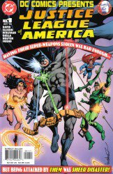 DC Comics Presents -  Justice League of America