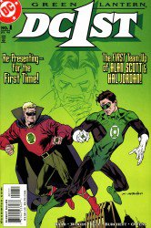 DC First Green Lantern