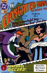 Elongated Man #1-4 Complete