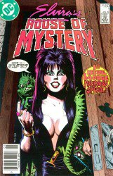 Elvira's House of Mystery #1-11 Complete