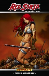 Red Sonja Vol.4 - Animals & More