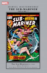 Marvel Masterworks - The Sub-Mariner Vol.7