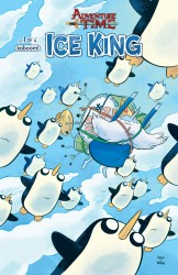 Adventure Time - Ice King #1