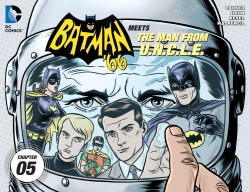 Batman '66 Meets the Man From U.N.C.L.E. #06