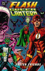 Flash - Green Lantern Faster Friends