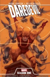 Daredevil Season One (GN)
