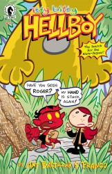 Itty Bitty Hellboy – The Search for the Were - Jaguar! #3
